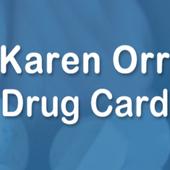 Orr Drug Card icon