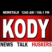 KODY 1240-AM/106.1-FM icon