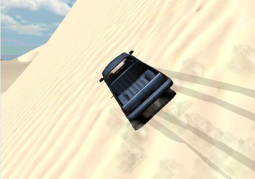 Desert Hill Climb screenshot 1