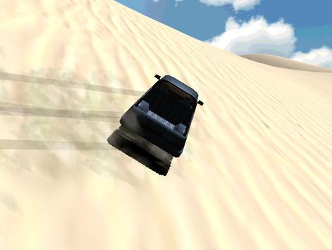 Desert Hill Climb screenshot 3