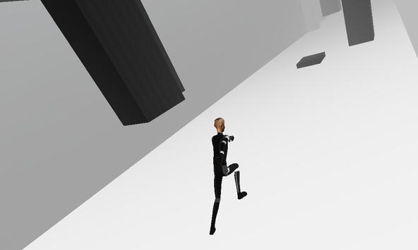 Ragdoll Line Runner 3D Extreme poster