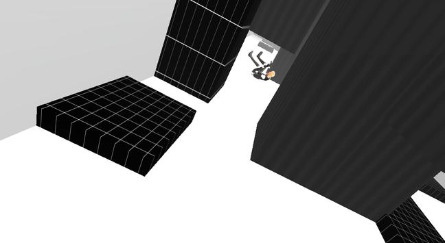 Ragdoll Line Runner 3D Extreme screenshot 2