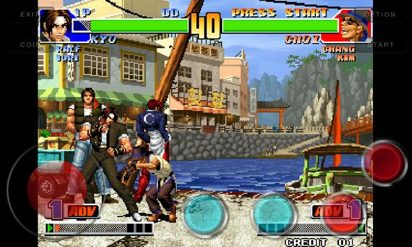 Guide The king of fighters'97 screenshot 1