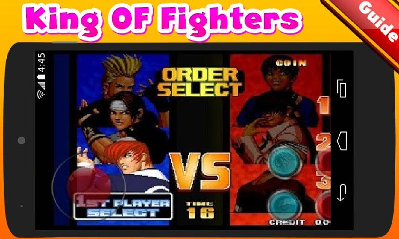 King Of Fighters 97 Apk Speedsitera