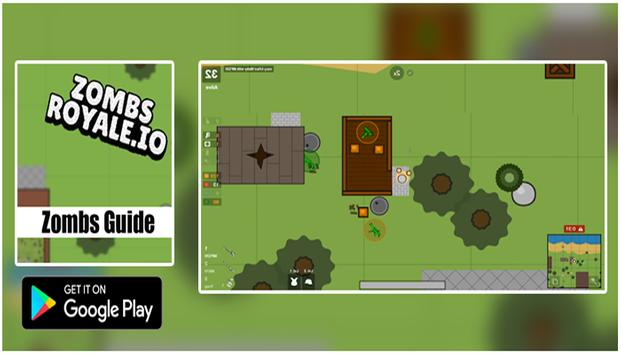 Tips Surviv.io - Royale Battle apk screenshot