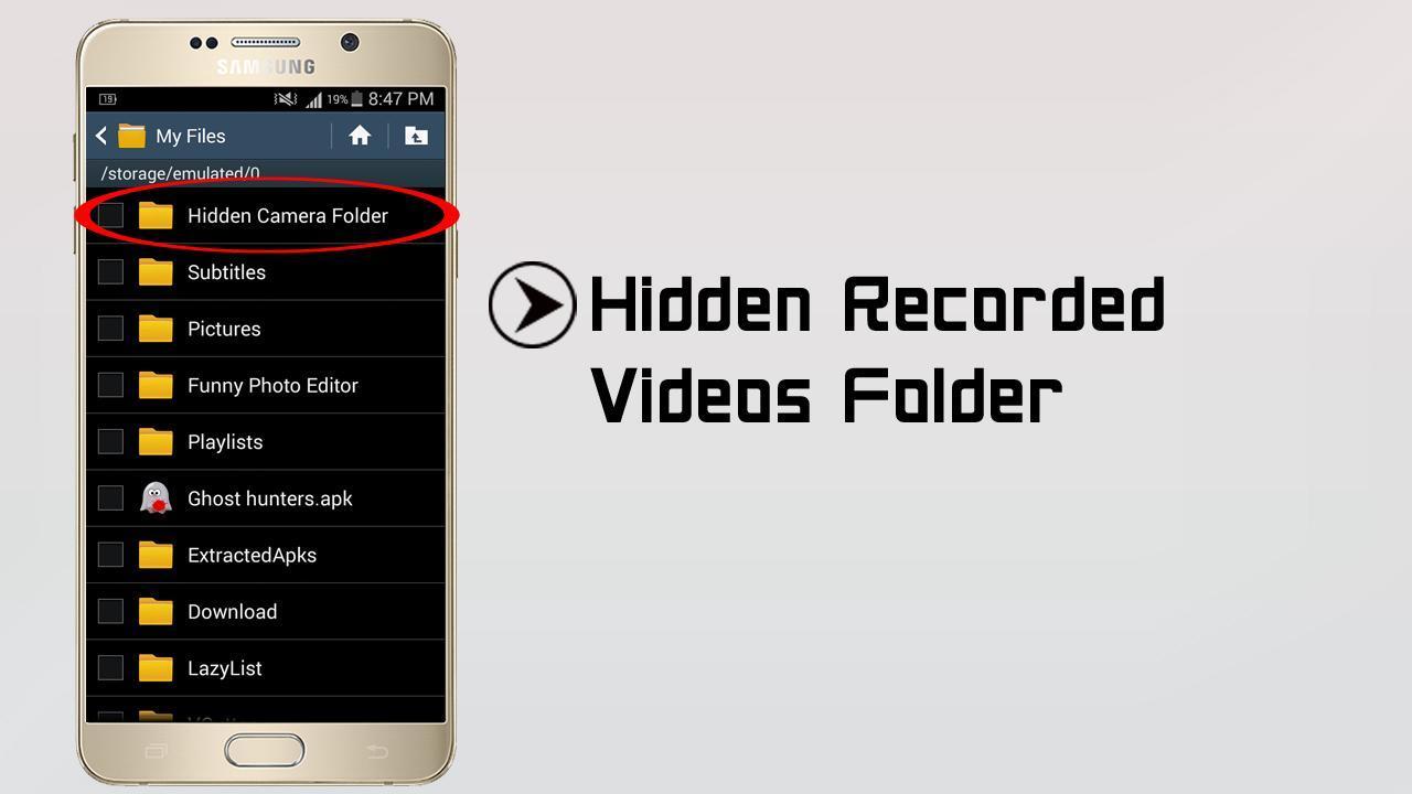 Kamera Tersembunyi For Android Apk Download