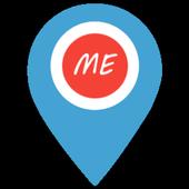 Cari Lokasi icon