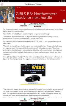 Kokomo Tribune screenshot 6