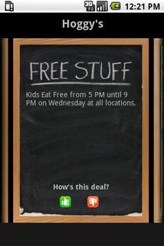 Kids Eat For screenshot 1