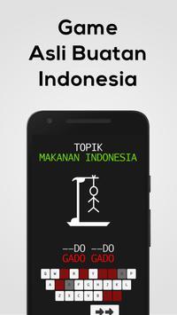 Hangman Indonesia - Tebak Kata poster