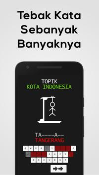 Hangman Indonesia - Tebak Kata apk screenshot
