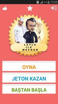 Leyla ile Mecnun Soru poster
