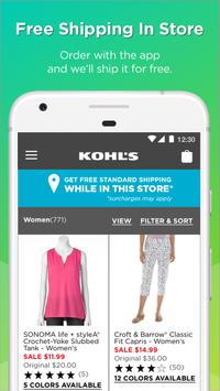 Kohl's: Scan, Shop, Pay & Save screenshot 4
