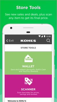 Kohl's: Scan, Shop, Pay & Save screenshot 2