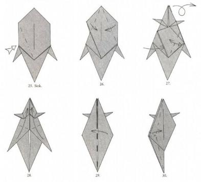 Koi Origami Tutorials screenshot 3