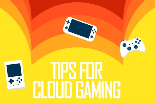 New Vortex Cloud Gaming Tips poster