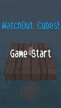 WatchOutCubes!! poster