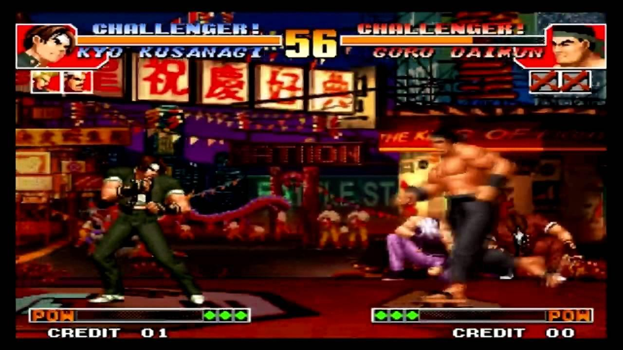 Guide The King Of Fighters 97 Plus For Android Apk Download