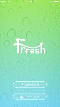 FRRESH poster