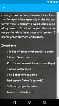 Crockpot Recipes screenshot 11
