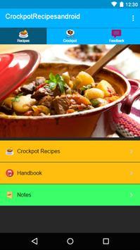 Crockpot Recipes screenshot 1