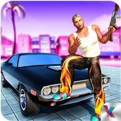 Miami Gangster Simulator icon