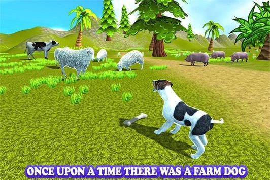 Dog Simulator 2017: Survival Fight poster
