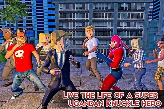 Ugandan Knuckle Hero Grand Fighting League screenshot 2