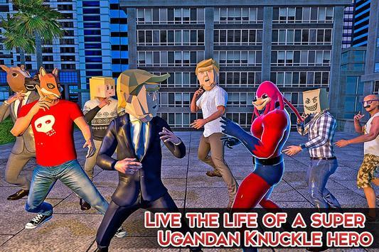 Ugandan Knuckle Hero Grand Fighting League screenshot 6