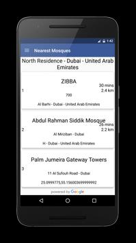 UAE (Emirates) Prayer Times screenshot 20