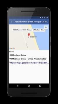 UAE (Emirates) Prayer Times screenshot 21