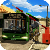 SWAT Army Bus War Duty icon