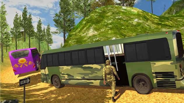 SWAT Army Bus War Duty apk screenshot