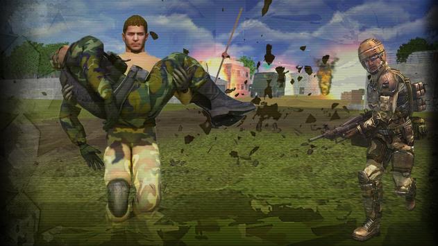 Army War Rescue Mission apk screenshot