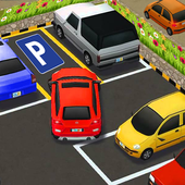 Drive Multiple Car Parking Mania icon