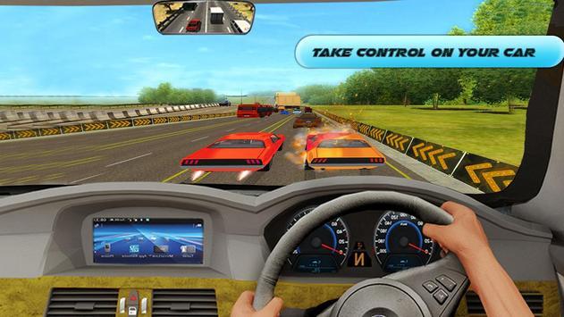 Rival Crush Car Race: Match 3 apk screenshot