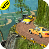 Real Taxi Driving 3D icon