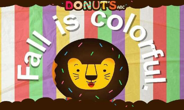 Donut's ABC:Colors screenshot 4