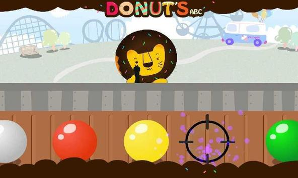 Donut's ABC:Colors screenshot 7