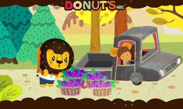 Donut's ABC:Colors screenshot 8