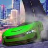 السيارات المثيرة لعبة: حيلة سباق السيارات لعبة أيقونة