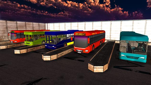 Coach Bus Simulator 스크린샷 3
