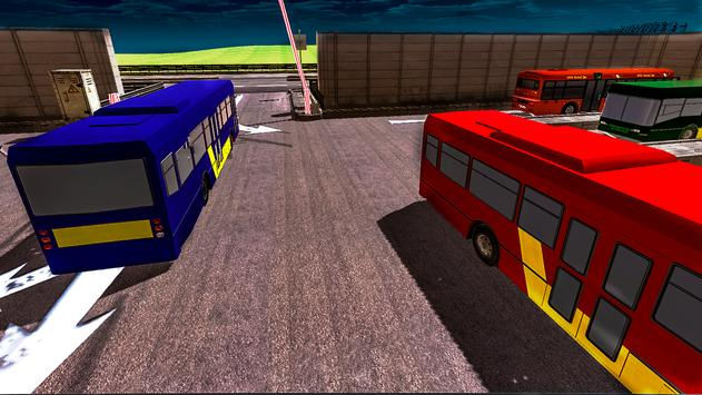 Coach Bus Simulator captura de pantalla 6
