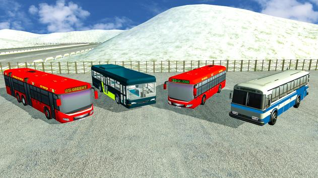 Coach Bus Simulator Driving 2: Bus Games 2020 capture d'écran 7