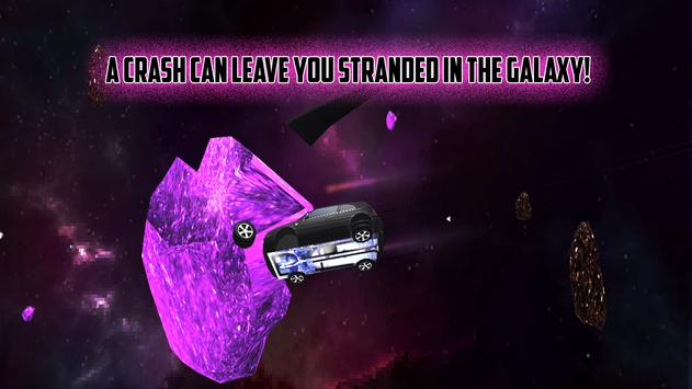 Flying Car Galaxy Game of Car Driving 3D 2018 apk screenshot