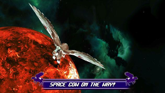 Flying Cow Rescue the Galaxy apk screenshot