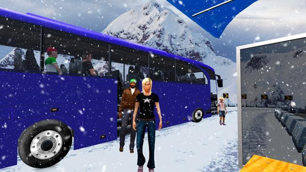 Coach Bus Simulator Off Road Bus Mountain Drive screenshot 2