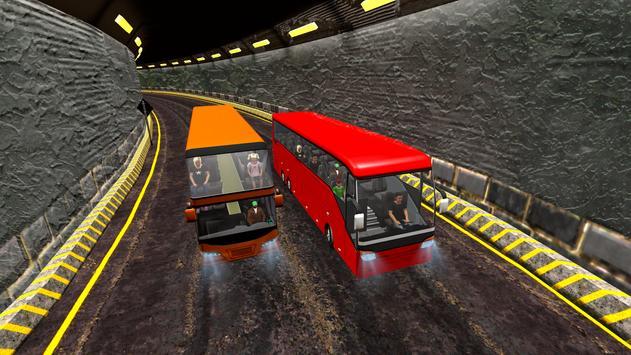 Coach Bus Simulator Off Road Bus Mountain Drive screenshot 3