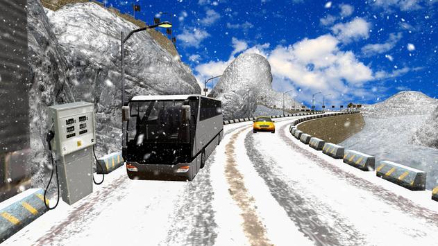 Coach Bus Simulator Off Road Bus Mountain Drive screenshot 6