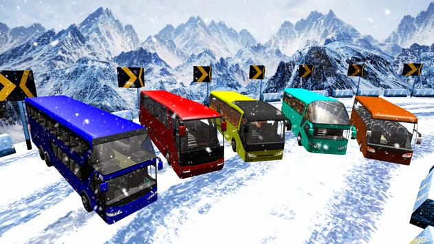 Coach Bus Simulator Off Road Bus Mountain Drive screenshot 7